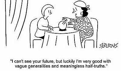 Vague Generalisations