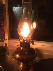 hearth-lamp