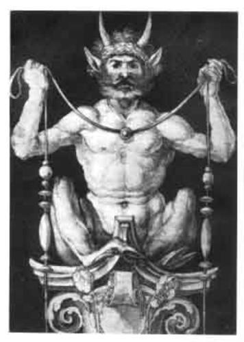 The Devil - Artist Unknown